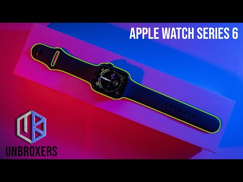 APPLE WATCH SERIES 6 | GREEK UNBOXING | UNBROXERS