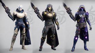 Destiny 2 Hunter Fashion Sets