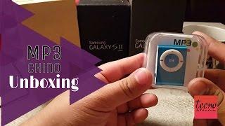 Unboxing MP3 Chino! Vale la pena?