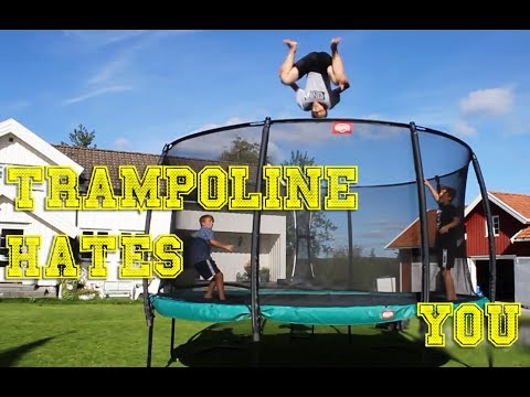 TRAMPOLINES HATE PEOPLE [FailForceOne]