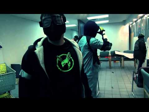 Real Life Zombie Apocalypse Survival Simulation: STAY DEAD - FULL 30 MINUTE VIDEO)