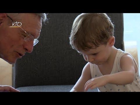 Les grands-parents : prendre du temps avec ses petits-enfants (1/2)