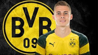 Thorgan Hazard ● Welcome To Borussia Dortmund 2019 ● Skills & Goals