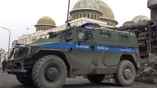 Как работает Российская военная полиция в Сирии