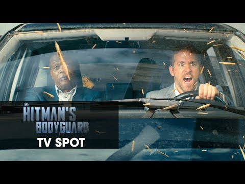 The Hitman's Bodyguard TV Spot 'Review'