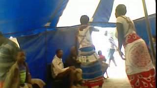 Sangoma Dance