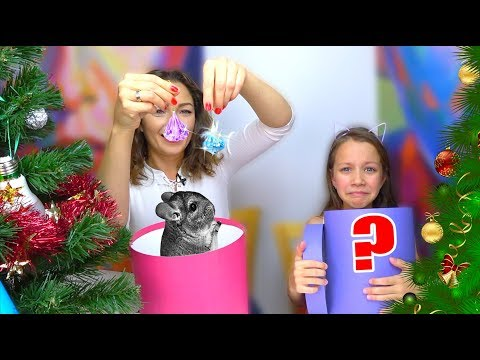 КРАСАВИЦА и ЧУДОВИЩЕ Чья Елка Страшнее Mistery Box Switch Up Challenge // Вики Шоу