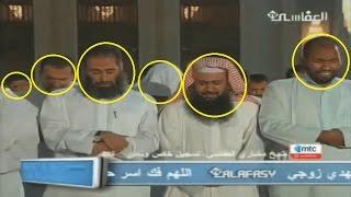Para Jamaah Ikut Menangis Mendengar Bacaan Al Quran Syaikh Mishari Rashid Alafasy
