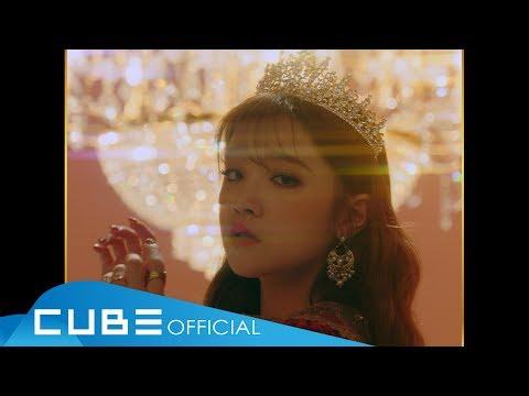 여자아이들gi Dle Lion Official Music Video
