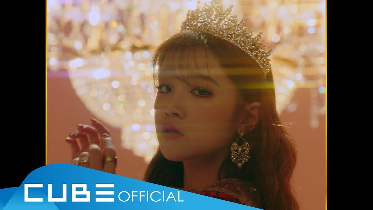 [Korea] MV : (G)I-DLE - LION