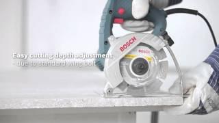 Bosch Diamond Tile Cutter - GDC 121 Professional
