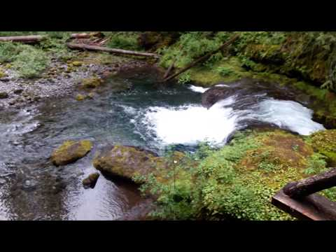 Hiking Adventure to Bagby Nude Hot Springs near Portland