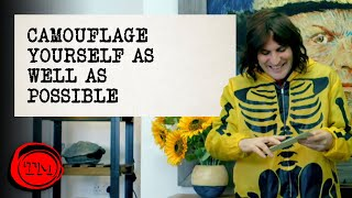 Camouflage Yourself - FULL TASK