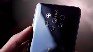 Nokia 9 Pureview :: the best camera phone nobody noticed
