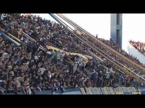 """""""""""Salida"""" + """"Descontrol"""" Rosario Central (Los Guerreros) vs Alm. Brown"""" Barra: Los Guerreros • Club: Rosario Central"""