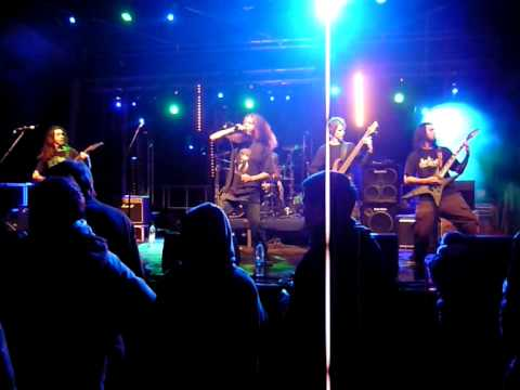 Dysmorphic - Justified Bloodshed Live à Angouleme