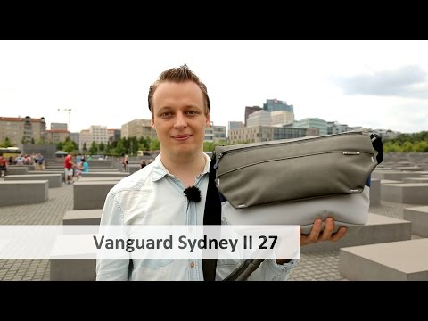 Vanguard Sydney II 27 - Unauffällige Fototasche im Test [Deutsch]