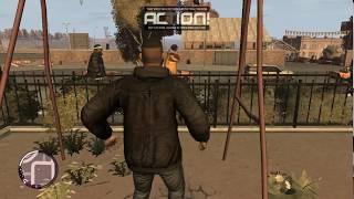 GTA 4 | смертельные качели