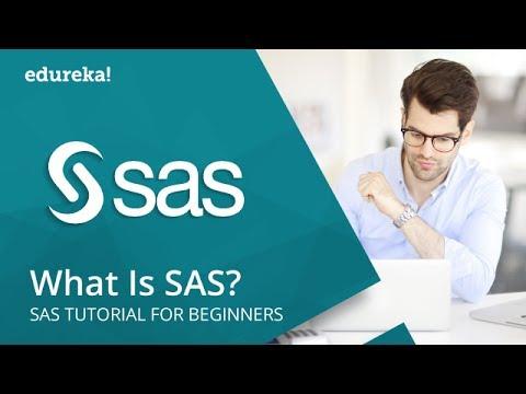 What Is SAS | SAS Tutorial For Beginners | SAS Programming