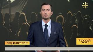 Доклад Балашова: В пригородах Стокгольма мигранты устроили беспорядки