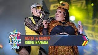 Europa Plus LIVE 2019: NETTA Feat. MARUV – SIREN BANANA