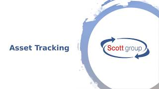 Where | Scott Group | Asset Tracking