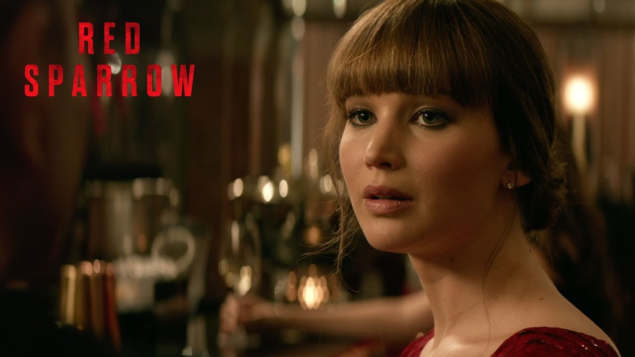 Trailer för Red Sparrow
