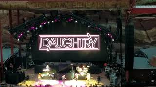 Daughtry  - Go Down (Live) - Red Rocks