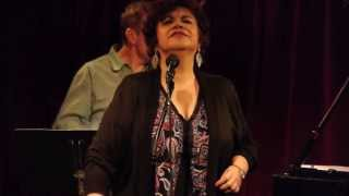 "Roz Corral with Alan Broadbent & Boris Kozlov -- ""Flor de Lis"" (Upside Down)"