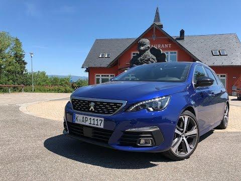 2018 Peugeot 308 SW GT BlueHDi 180 EAT8 - Der französische Express-Kombi