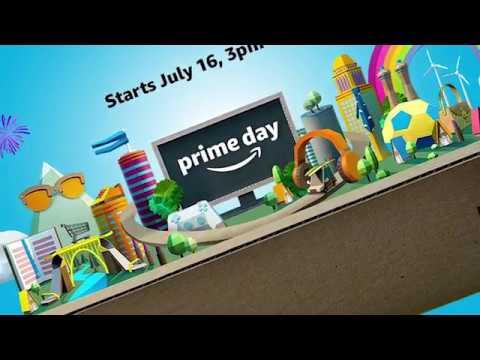Amazon Prime Day Tech Deals!!! 🔥