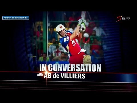 In Conversation with AB de Villiers