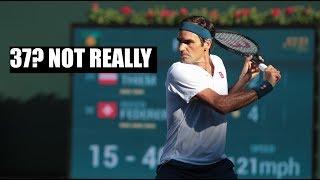Roger Federer Top 22 Magical Points Vs Next Gen