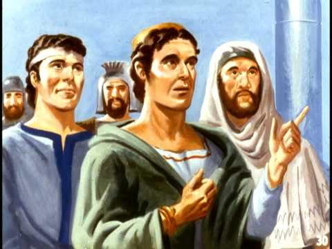 Shadrach, Meshack & Abednego - Moody Bible Story