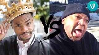 King Bach Vs Marlon Webb Vines Compilation With Titles | Top Viners Battle
