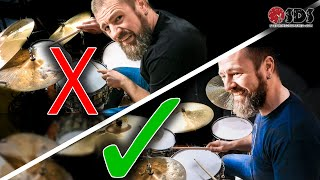 10 Drumming Mistakes You Have to Stop Making