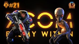 XCOM Enemy Within cz21 MOD Logistyka i ekonomia
