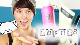 Aufgebraucht | Kosmetik, Styling, ...