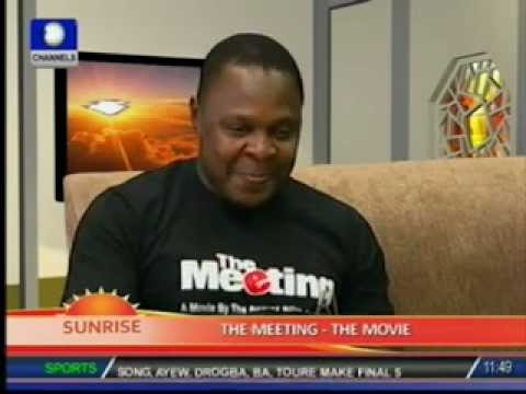 Rita Dominic, others speak on new movie - The Meeting - Part 3