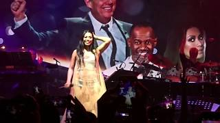Anggun - What We Remember (Konser Hitman, David Foster and Friends di De Tjolomadoe)
