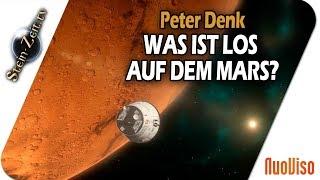 Was ist los auf dem Mars? Peter Denk bei SteinZeit