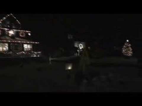 From the video vault: Wilmette's Christmas house