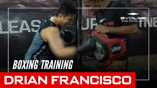 Boxing | Non-Stop Body Shots by World Champion Drian Francisco!