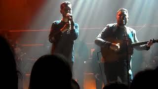 Bastille Reorchestrated Colston Hall Bristol - Annie Oakley Hanging 13/04/2018