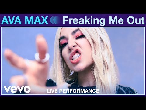 Freaking Me Out (Vevo Live Performance)