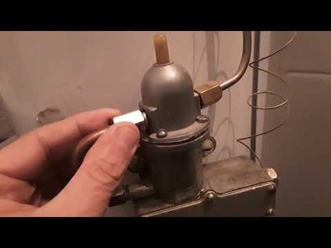Неисправна автоматика котла АОГВ-11,6-1.