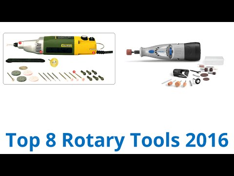 8 Best Rotary Tools 2016