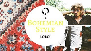 BOHEMIAN STYLE Lookbook | Men´s Fashion 2018