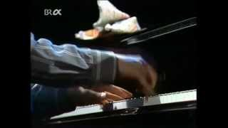 Angela Brown Trio - Jazzwoche Burghausen 1990