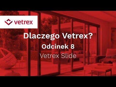Odcinek 8: Okno SLIDE | VETREX - zdjęcie